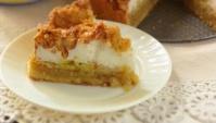 Нежнейший польский яблочный пирог  - Видео-рецепт