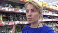 Что можно купить в Японии на 10 евро? (Видео)