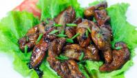 Куриное филе в медовом соусе с бальзамическим уксусом - Видео-рецепт
