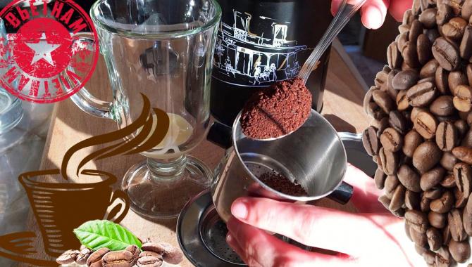 Как правильно заваривать вьетнамский кофе (Видео)