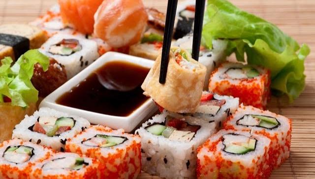 Как приготовить Суши быстро и вкусно! - Видео