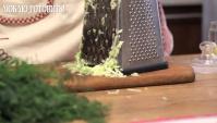 Котлеты из кабачков с сыром - Видео-рецепт