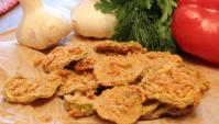 Домашние кабачковые чипсы - Видео-рецепт
