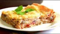 Лазанья овощная из лаваша (Видео-рецепт)
