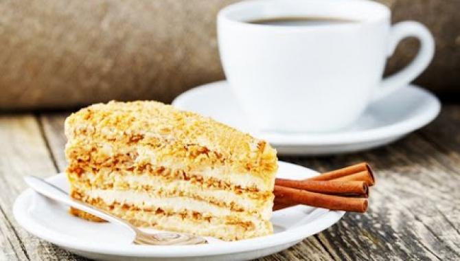 Торт медовик - Старинный рецепт