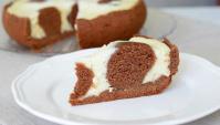 Творожный торт Жираф - Видео-рецепт