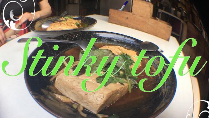 Еда в Тайване (Видео)