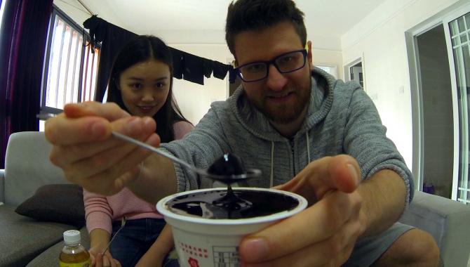 Китайское лекарство от простуды (Видео)