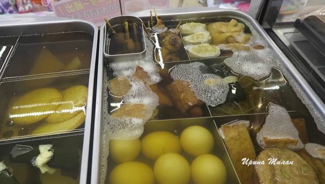 Японская еда, что это такое? Как приготовить Одэн? Ответы на вопросы (Видео)