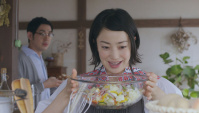 Японская Реклама - Майонез Ajinomoto Pure Select