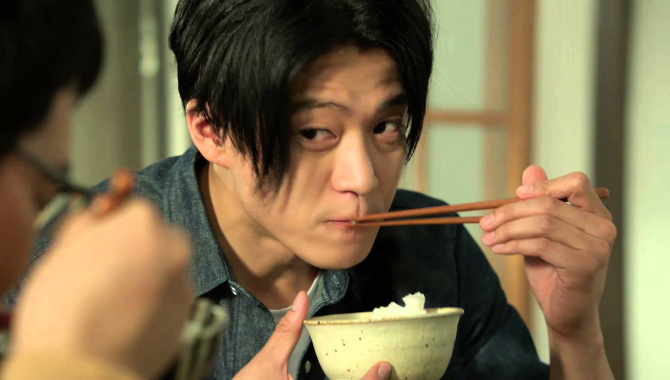Японская Реклама - Ajinomoto - Hon Dashi