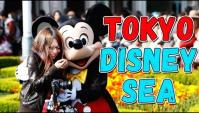 Tokyo Disney Sea - Токийский Диснейленд | Реальная сказка (Видео)