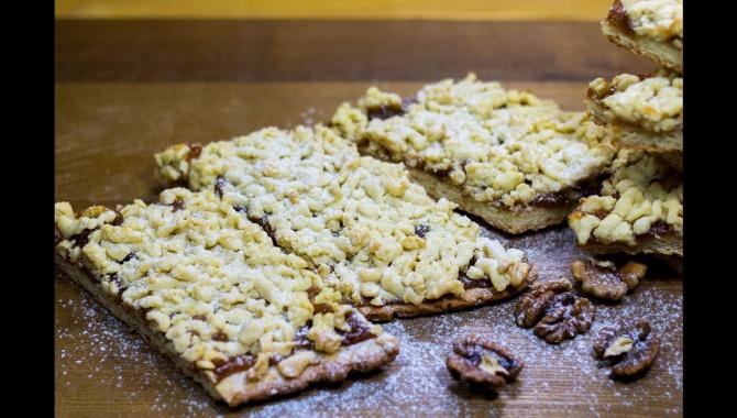 Венское печенье - Видео-рецепт