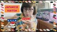 Пробуем с японцем кайтен суши и что мы выиграли в лотерею?!? (Видео)