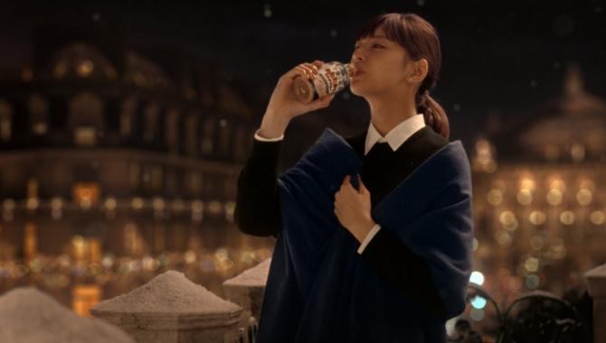 Японская Реклама - Kirin Gogo Tea