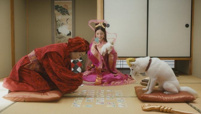 Японская Реклама - Softbank - Shirato family - Seven Lucky Gods