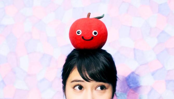 Японская Реклама - Йогурт от Glico
