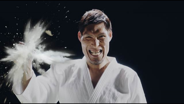 Японская Реклама - Suntory Strong Zero -196℃