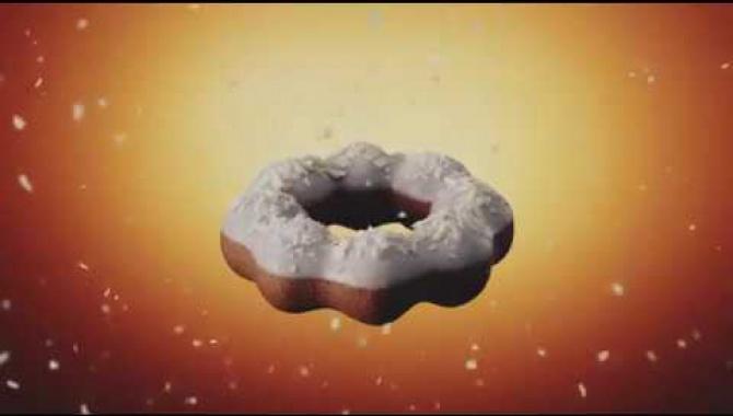 Японская Реклама - Mister Donut - Chocolate Carnival