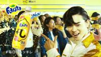 Японская Реклама - Fanta NEW
