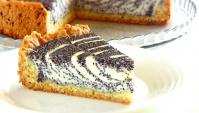 Пирог с творогом и маком - НЕЖНОСТЬ - Видео-рецепт