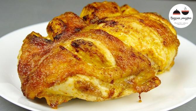 Сочная куриная грудка - Видео-рецепт