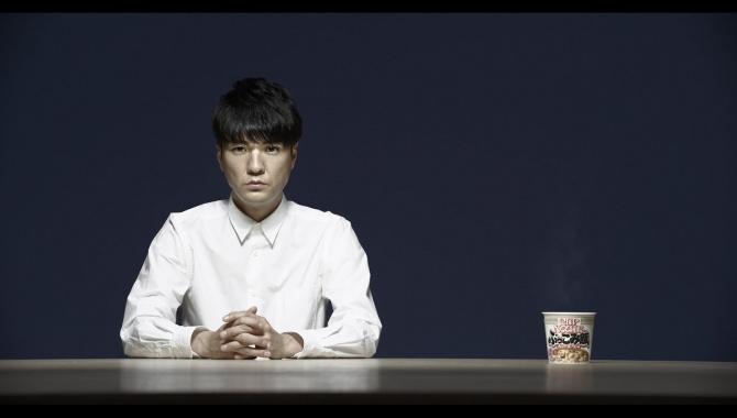 Японская Реклама - Nissin Cup Noodle - Bukkomi Meshi
