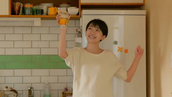 Японская Реклама - Пиво Kirin Nodogoshi - Special Time