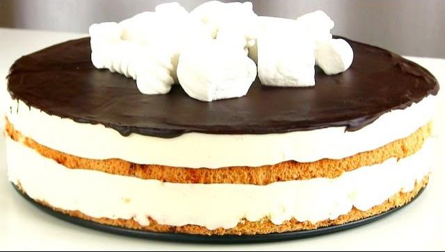 Торт Птичье молоко - Видео-рецепт