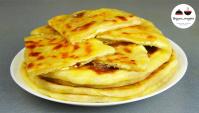 Хачапури на сковороде - Видео-рецепт