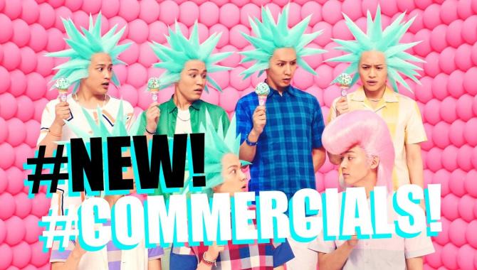 Свежая подборка японской рекламы - VOL. 160 (Видео)