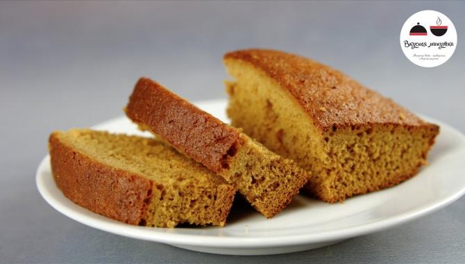 Медовый пирог - Видео-рецепт