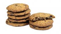 Печенье с шоколадной крошкой - Видео-рецепт