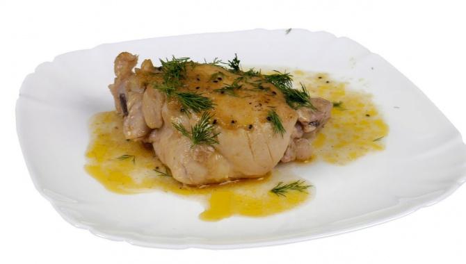Курица в необычном маринаде. Быстро, нежно, сочно (Видео-рецепт)