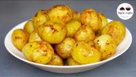 Картофель золотистый - Видео-рецепт