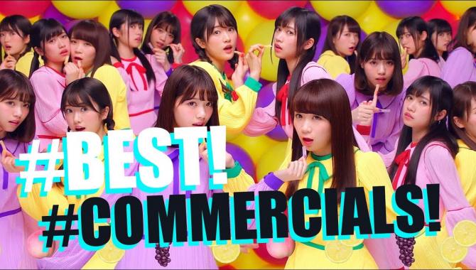 Лучшая японская реклама 2017 года (Видео)