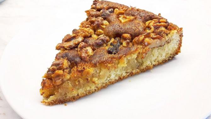 Пирог с кленовым сиропом - Видео-рецепт