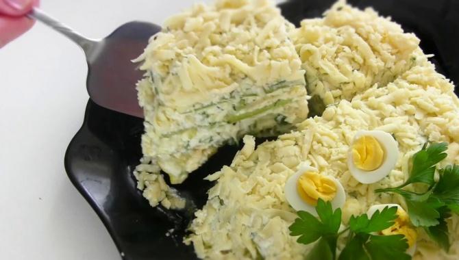 Торт из Кабачков - Видео-рецепт