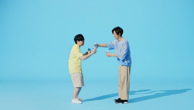 Японская Реклама - Напиток Kirin Hyōketsu