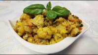 Рагу из цветной капусты - Видео-рецепт