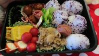 Еда в школу. Коробочка ланч-бокса. Еда японского школьника 2 (Видео)