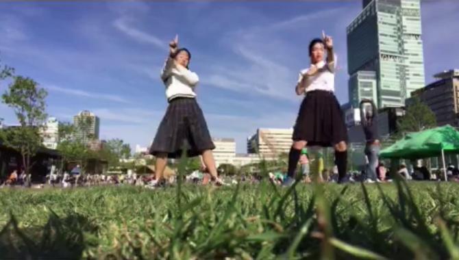 Японская Реклама - Otsuka - Напиток Pocari Sweat