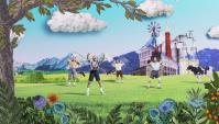 Японская Реклама - Десерт Akagi Milcrea