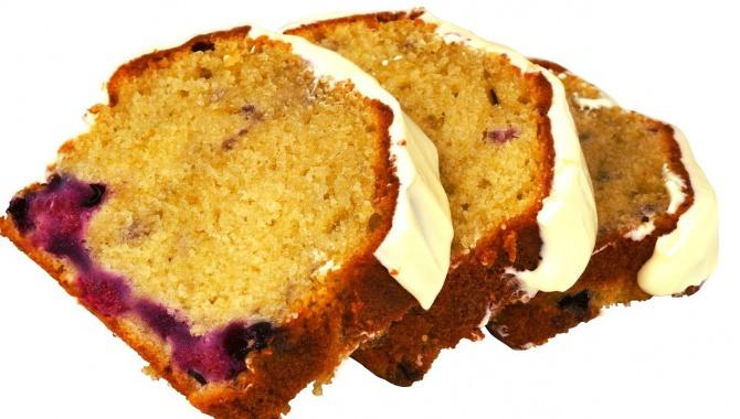 Сметанный пирог с ягодами - Видео-рецепт