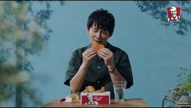 Японская Реклама - KFC