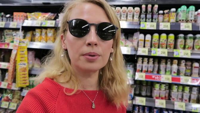 Цены на продукты в Японском супермаркете (Видео)