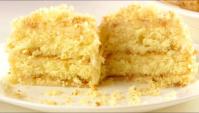 Простое и вкусное Пирожное Лакомка - Видео-рецепт