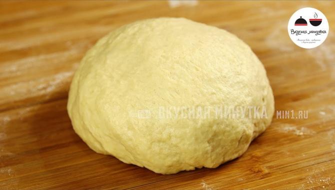 Тесто для Пиццы - Видео-рецепт