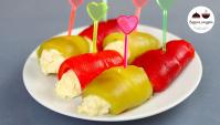 Закуска со сладким перцем - Видео-рецепт