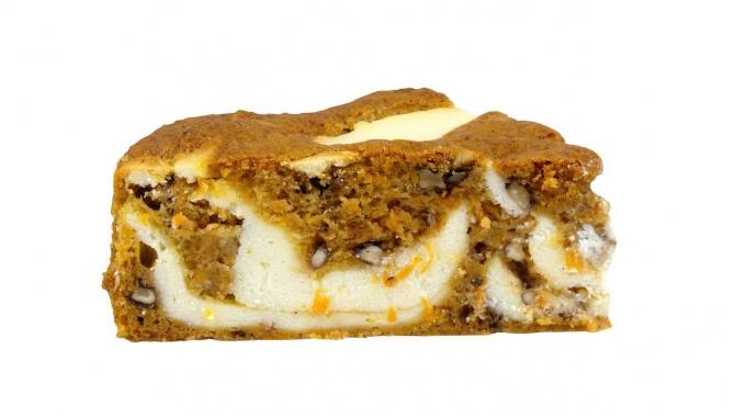 Пирог Мраморный творожно-морковный - Видео-рецепт